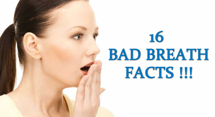 16 true and false bad breath most common facts