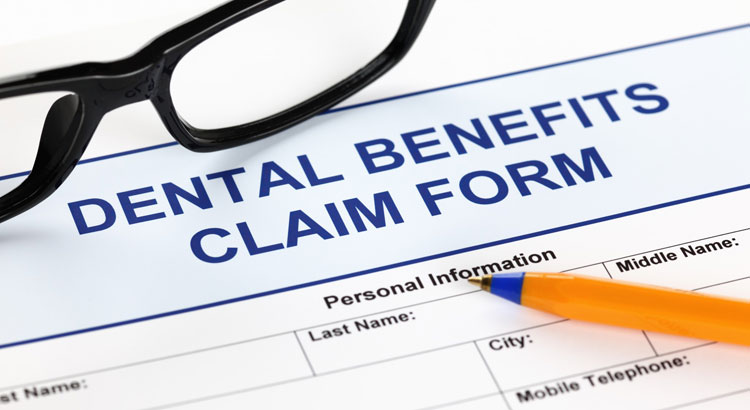 dental insurance benefit claim form
