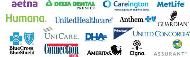 dental insurance companies logos